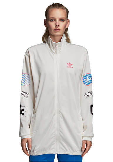 Adidas Originals Track Track Top For Women White Planet Sports