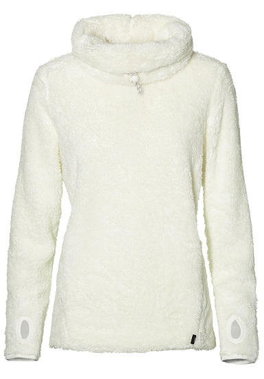 3f753441d5c0b O Neill Over The Head - Jersey de lana para Mujeres - Blanco ...