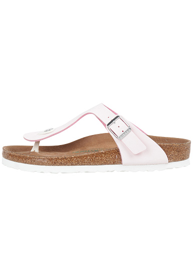 Birkenstock Gizeh BF Tongs pour Femme Rose