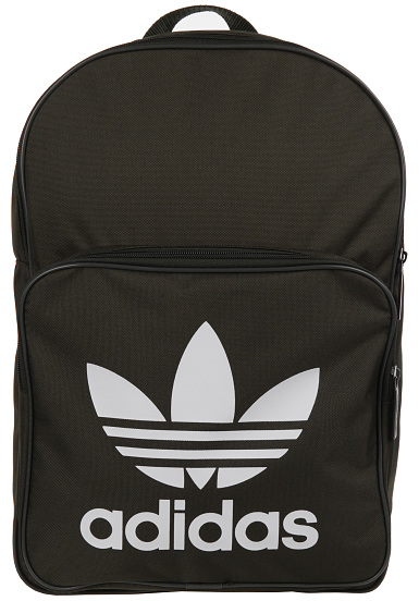 be83f056c0 ADIDAS ORIGINALS Classic Trefoil - Backpack for Men - Green - Planet ...
