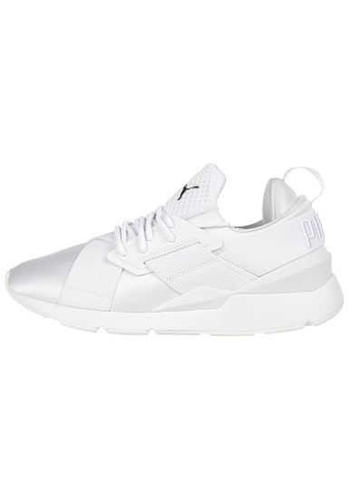 Sneakers Puma Muse Sports Ep Dames Planet Satin Voor Wit VGUzMjLqpS