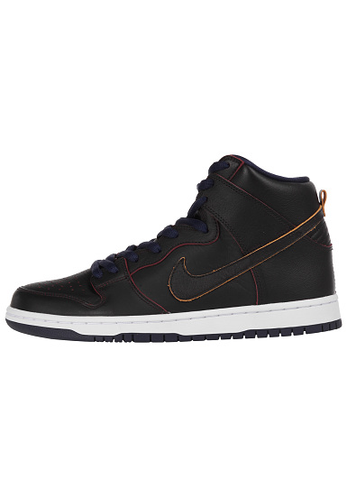 best service da8b3 c25f4 NIKE SB Dunk High Pro Nba - Baskets pour Homme - Noir