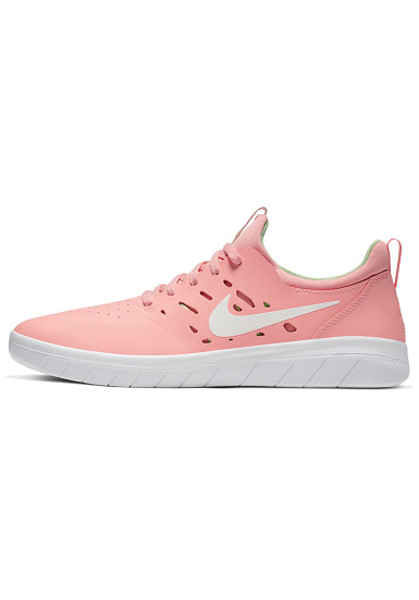 plus de photos a9fc6 d1bf9 NIKE SB Nyjah Free - Baskets pour Homme - Rose