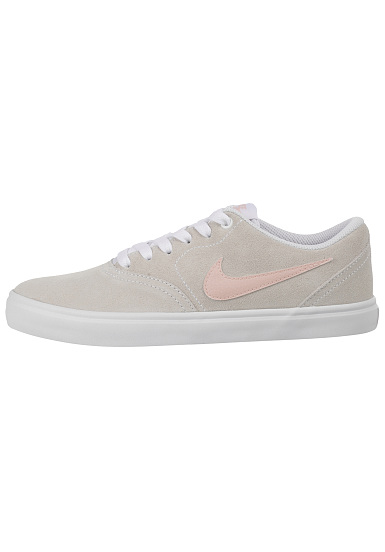 separation shoes f7cc2 71f7e NIKE SB Check Solar - Sneakers for Women - Beige