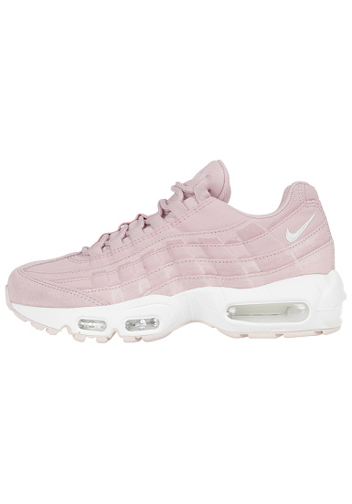 NIKE SPORTSWEAR Air Max 95 Prm - Sneakers for Women - Pink - Planet ... 499c42ee3