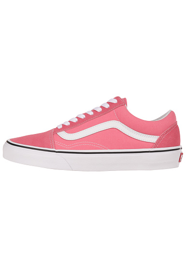 Vans Old Skool - Baskets pour Femme - Rose