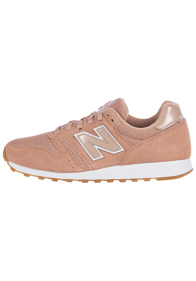 new balance sneakers dames roze
