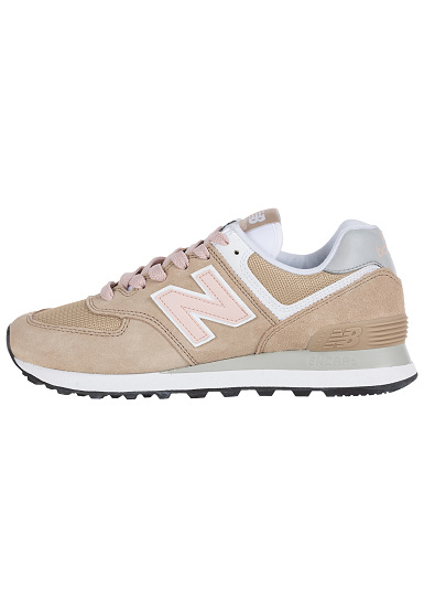 new balance donna marrone