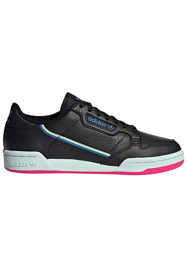e6c43f3085ee46 ADIDAS ORIGINALS Continental 80 - Sneakers for Women - Black ...