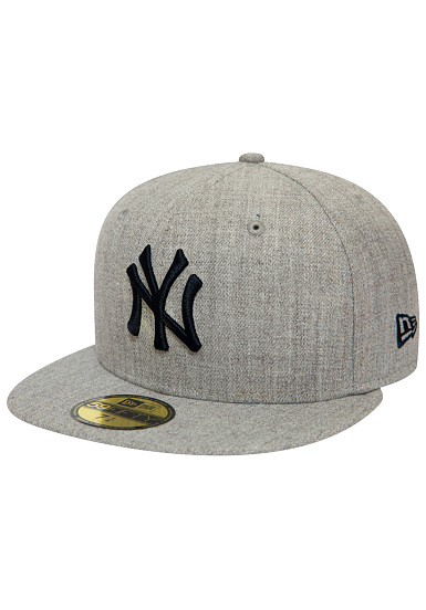 énorme réduction f5d9a 19bbb NEW Era 59Fifty New York Yankees - Casquette fitted - Gris