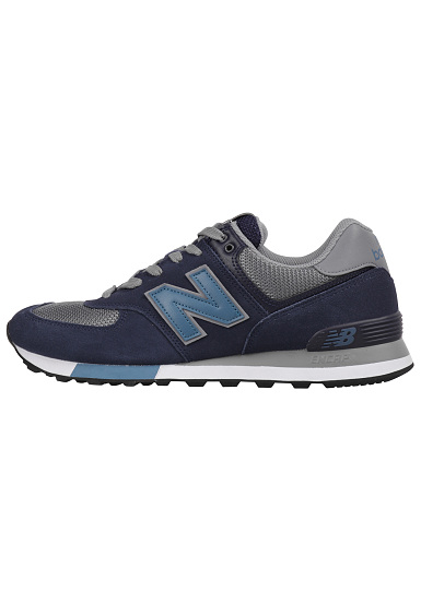 62dcea5f57641 NEW BALANCE ML574 - Sneakers for Men - Blue
