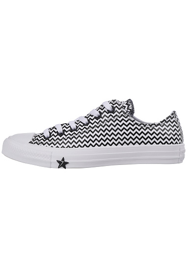 converse chuck taylor all star blanco mujer