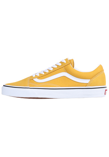 Vans Old Skool Baskets Jaune