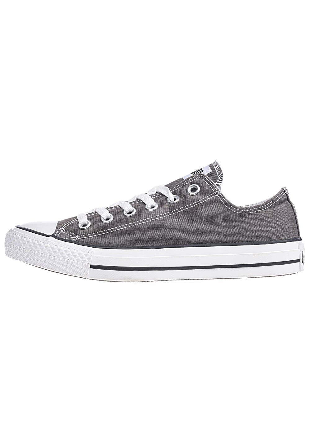 Converse Chuck Taylor All Star Seasonal Ox Sneaker Grau