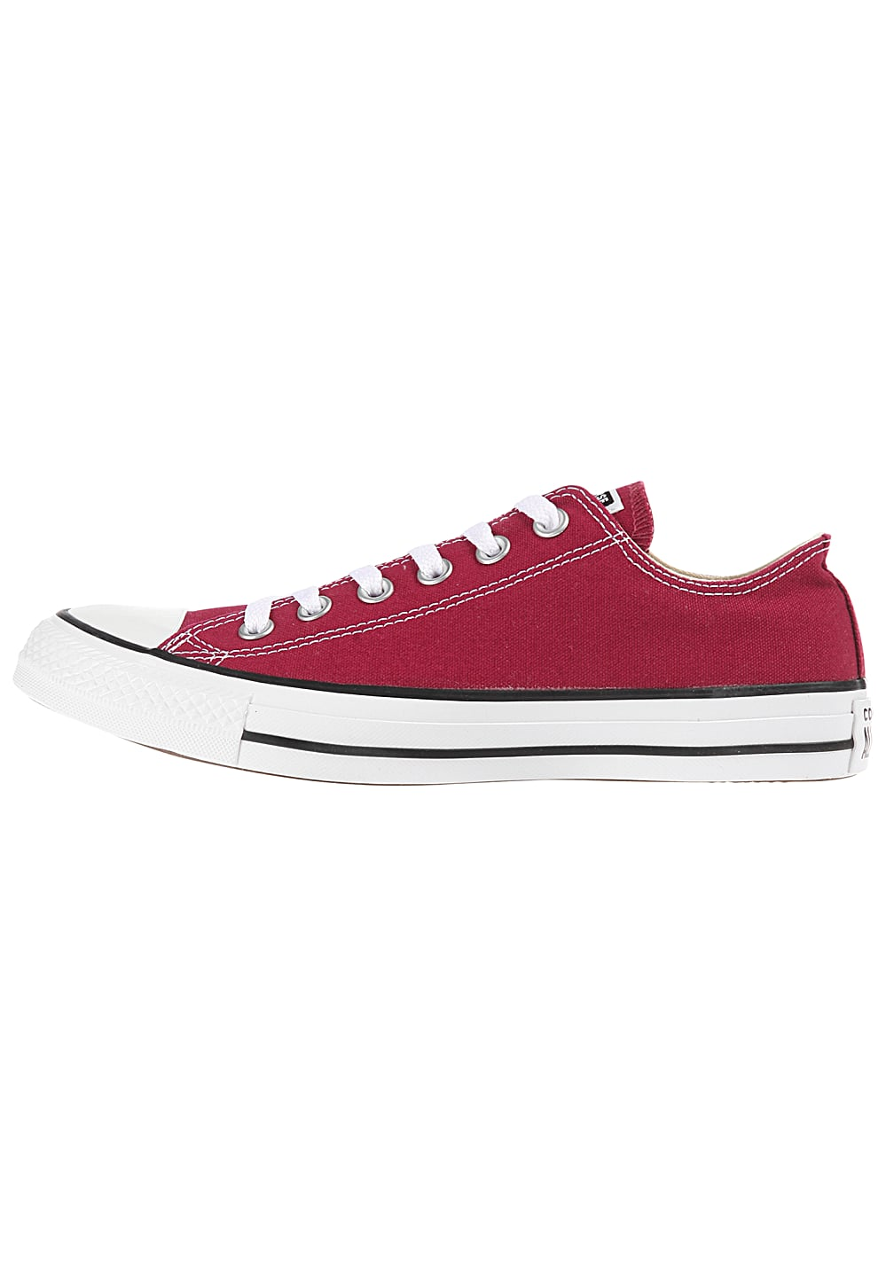 Converse Chuck Taylor All Star Ox Sneaker Rot