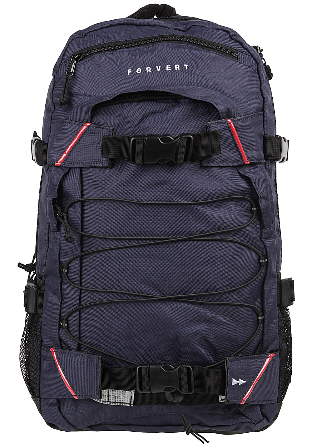 Forvert Laptop Louis Laptoprucksack - Blau