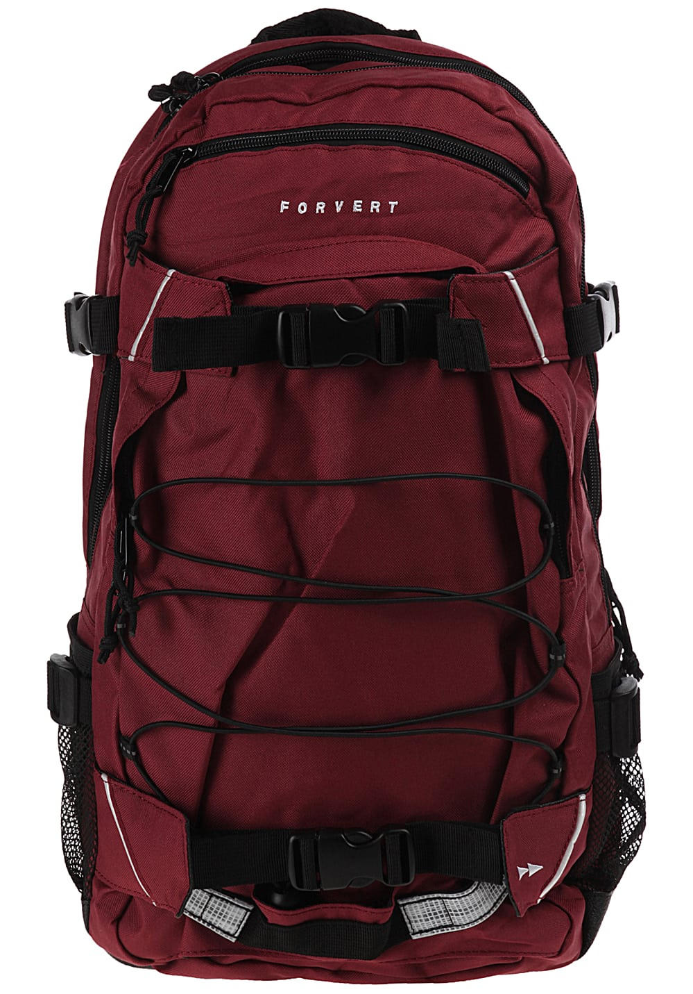 Forvert Laptop Louis 25L Laptoprucksack - Rot