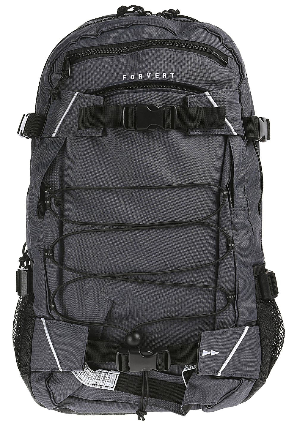 Forvert Laptop Louis Laptoprucksack - Grau