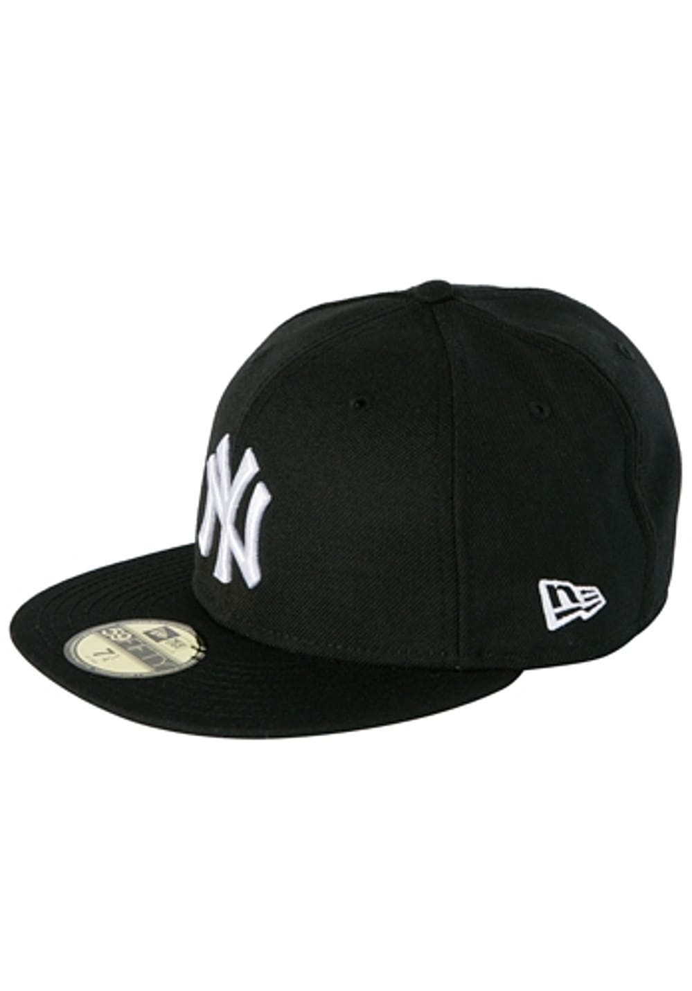 NEW Era 59Fifty New York Yankees Fitted Cap - Schwarz | Accessoires > Caps > Fitted Caps | new era