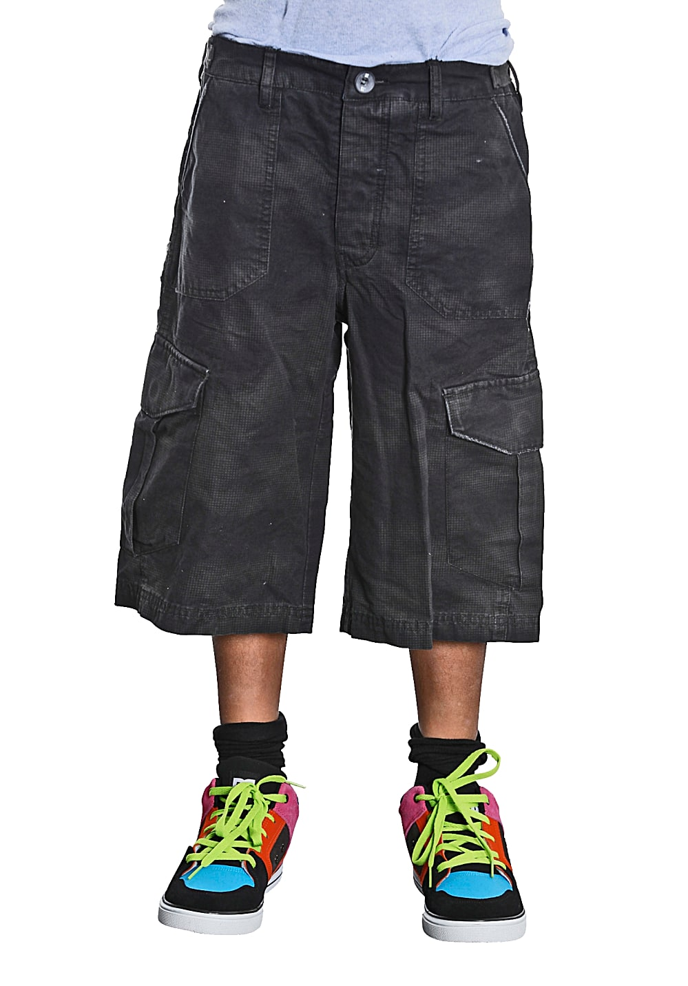 Boyshosen - DC Boys Howitzer Shorts Schwarz - Onlineshop Planet Sports