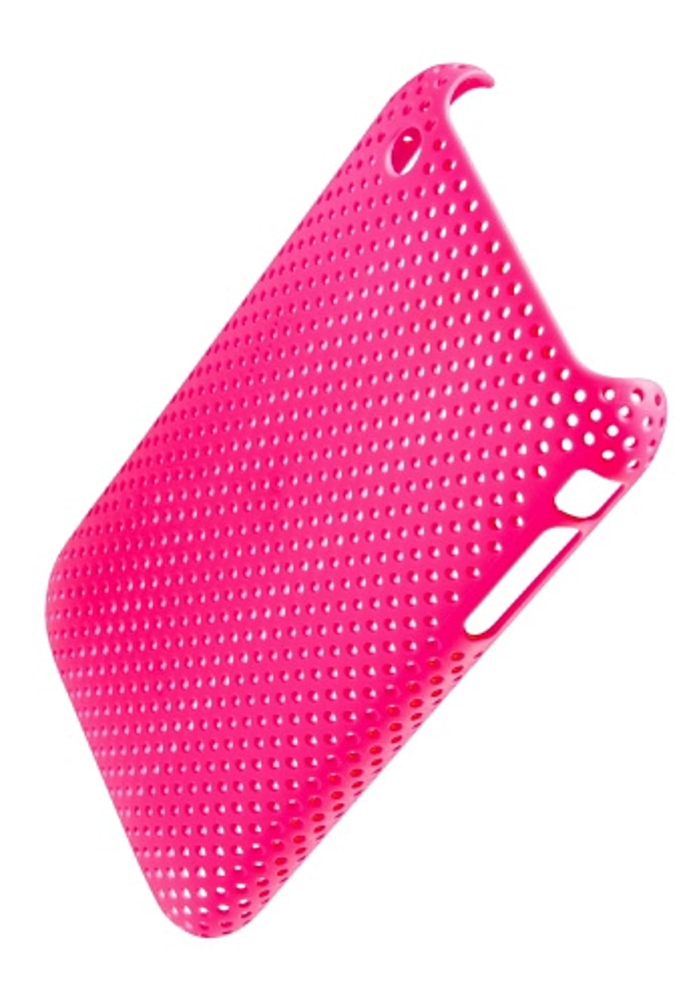Incase iPhone 3GS Perforated Snap - Hülle für Damen - Pink