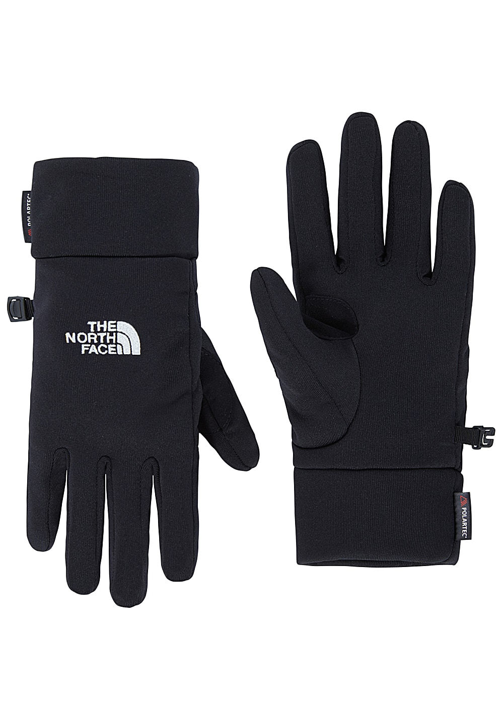 The North Face Power Stretch - Handschuhe für Herren - Schwarz - XS