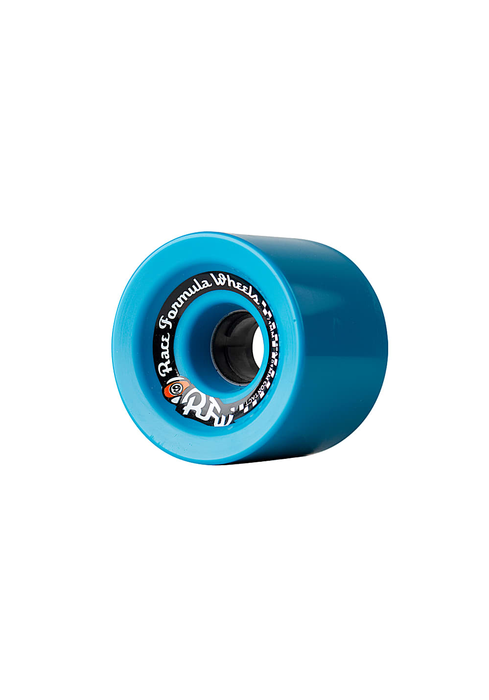 Sector 9 Wheels Race Formula 74mm 80A Skate Rollen - Blau - OneSize