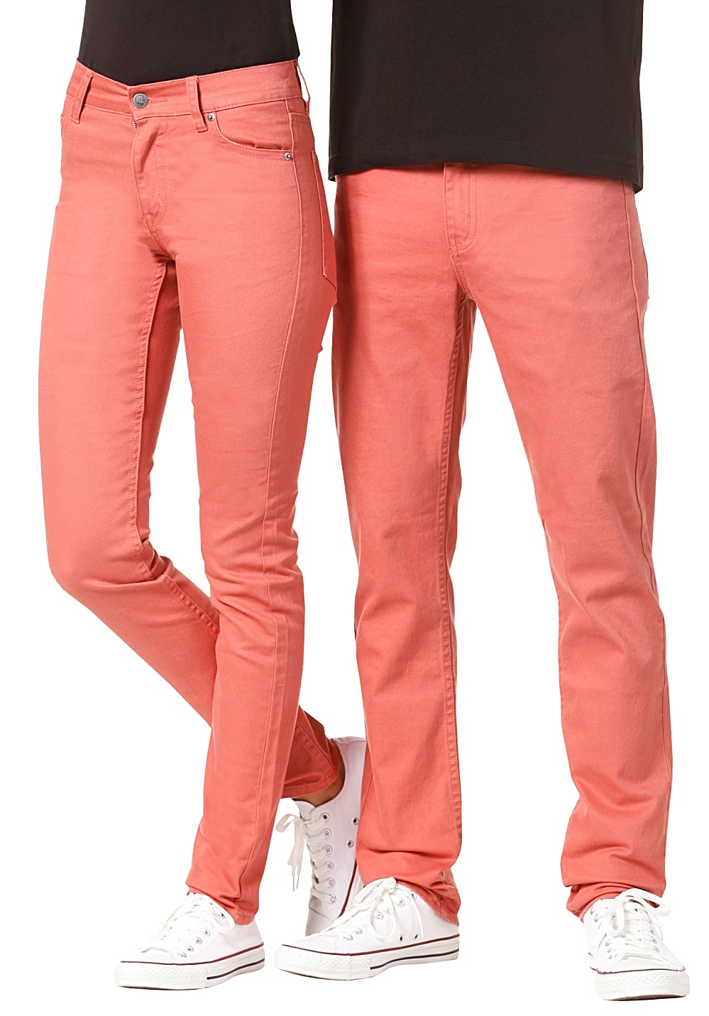 Cheap Monday Tight Jeans - Rot Sale Angebote Guhrow