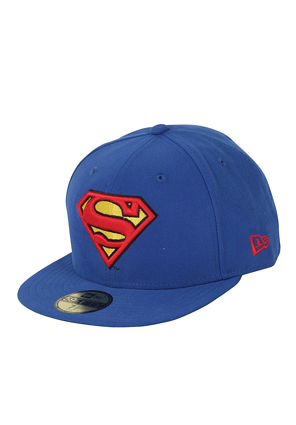 NEW Era 59Fifty Superman Fitted Cap - Blau   Accessoires > Caps > Fitted Caps   new era