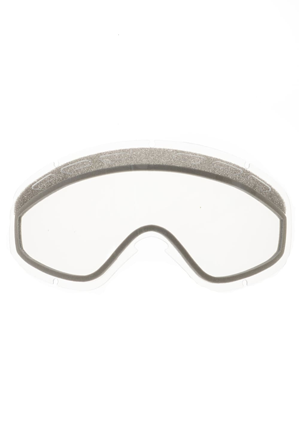 Oakley 02Xs Replacement Lens Snowboardbrille - Weiß