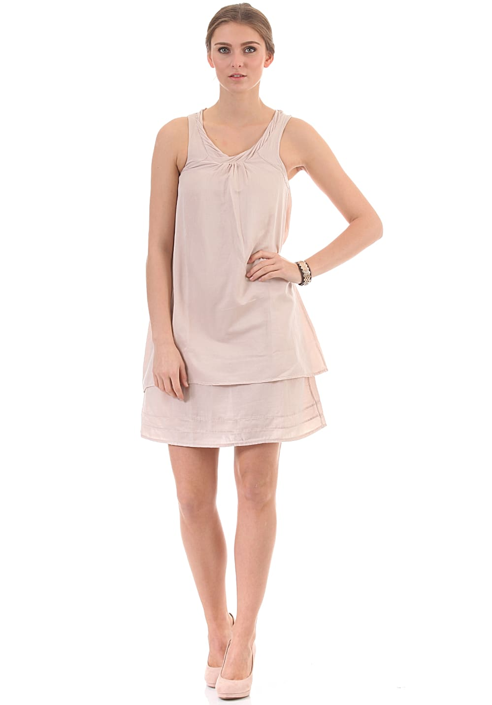 Rich & Royal Summer Girl - Kleid für Damen - Pink - XS