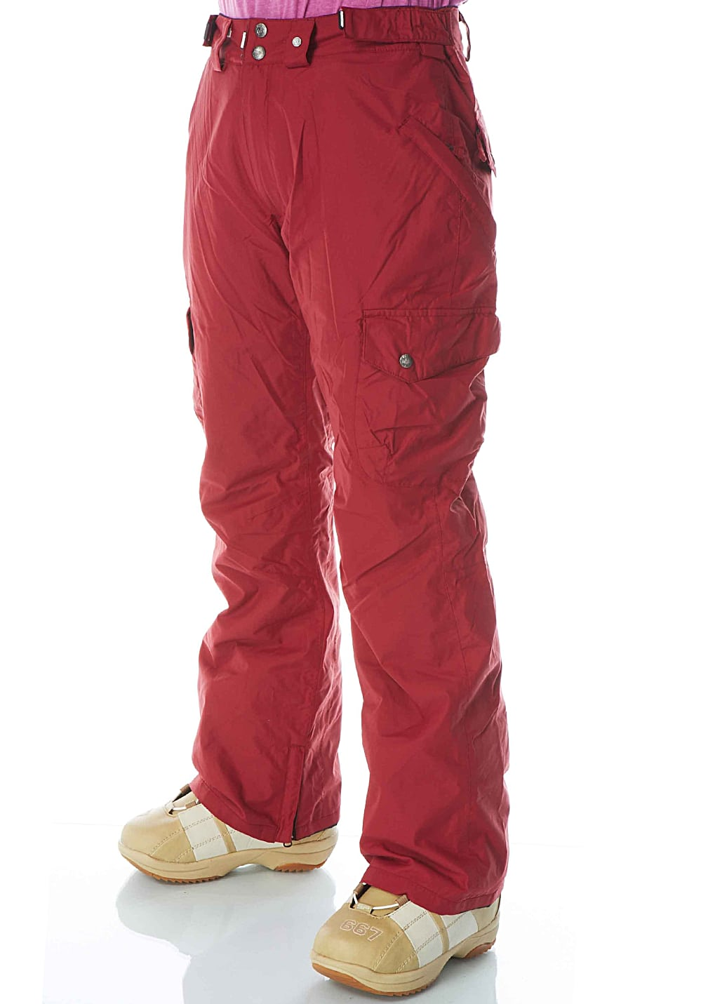 Light Swing - Snowboardhose für Damen - Rot - XS