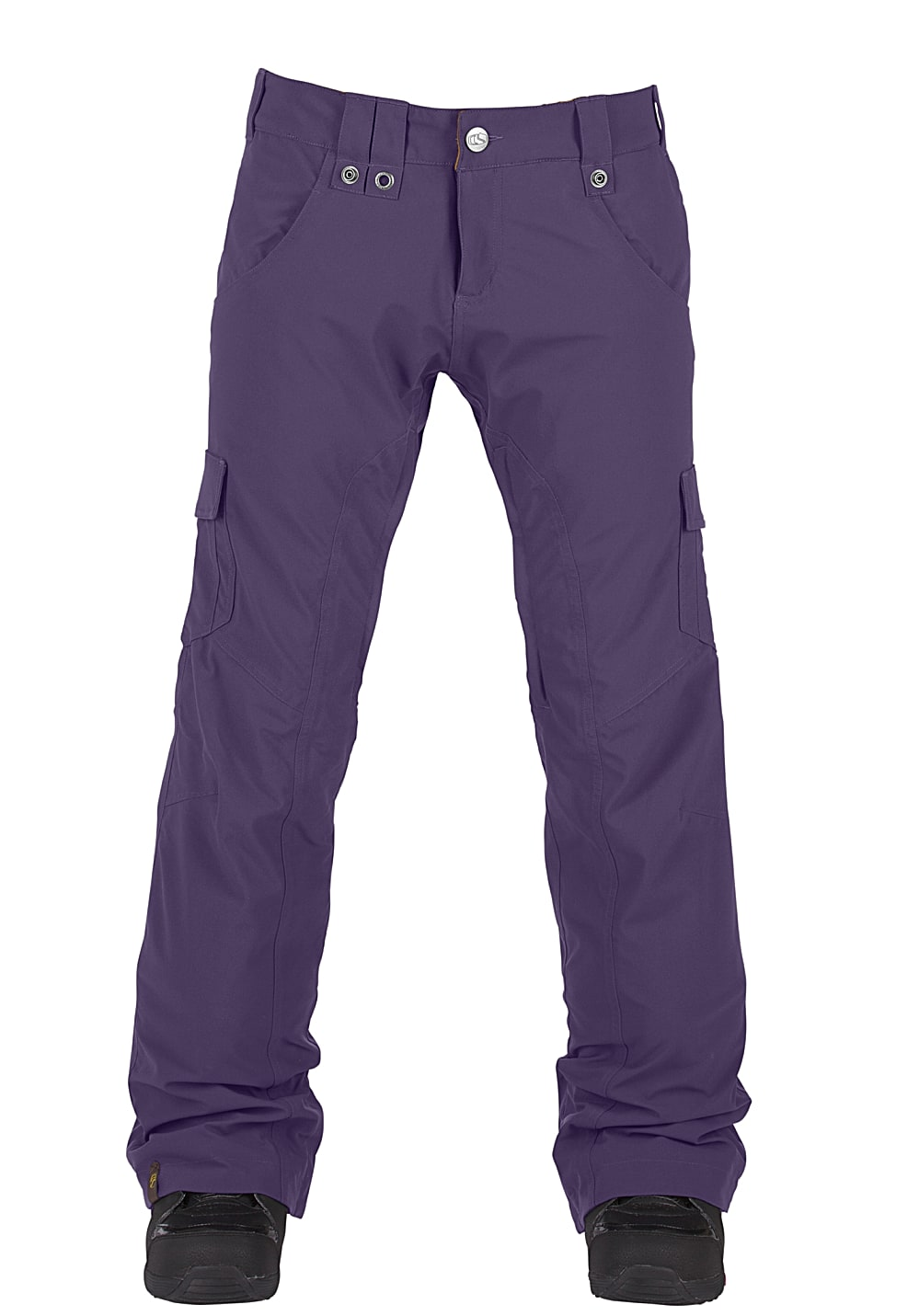 BONFIRE Heavenly Solid - Snowboardhose für Damen - Lila - XS
