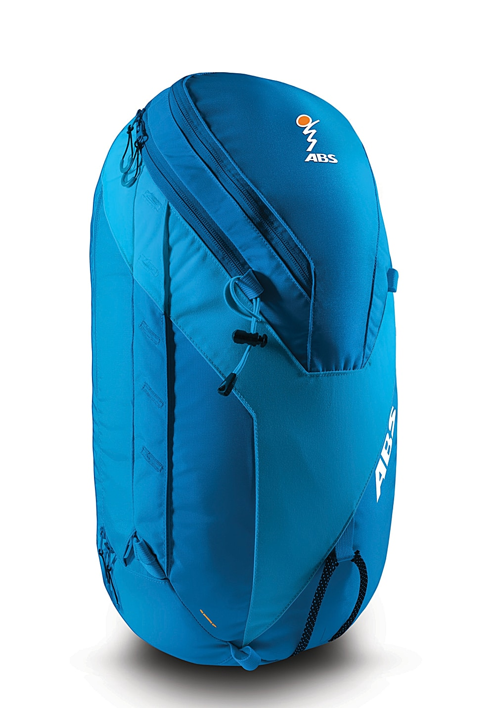 ABS Vario 24L Zip-On Lawinenrucksack - Blau