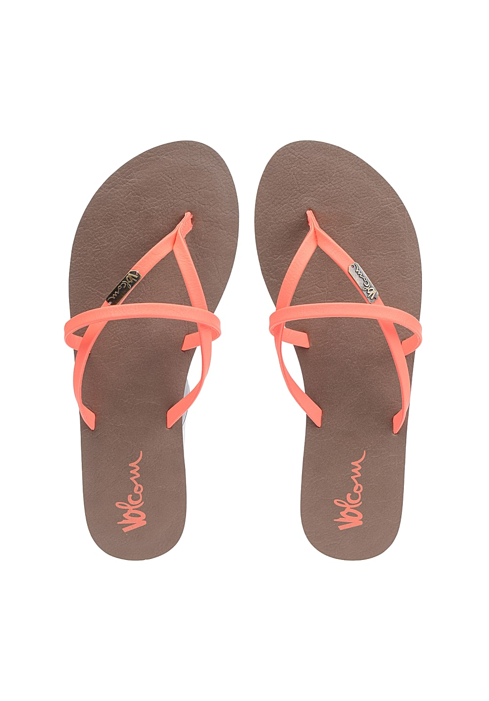 Volcom All Night Long - Sandalen für Damen - Rot - 36