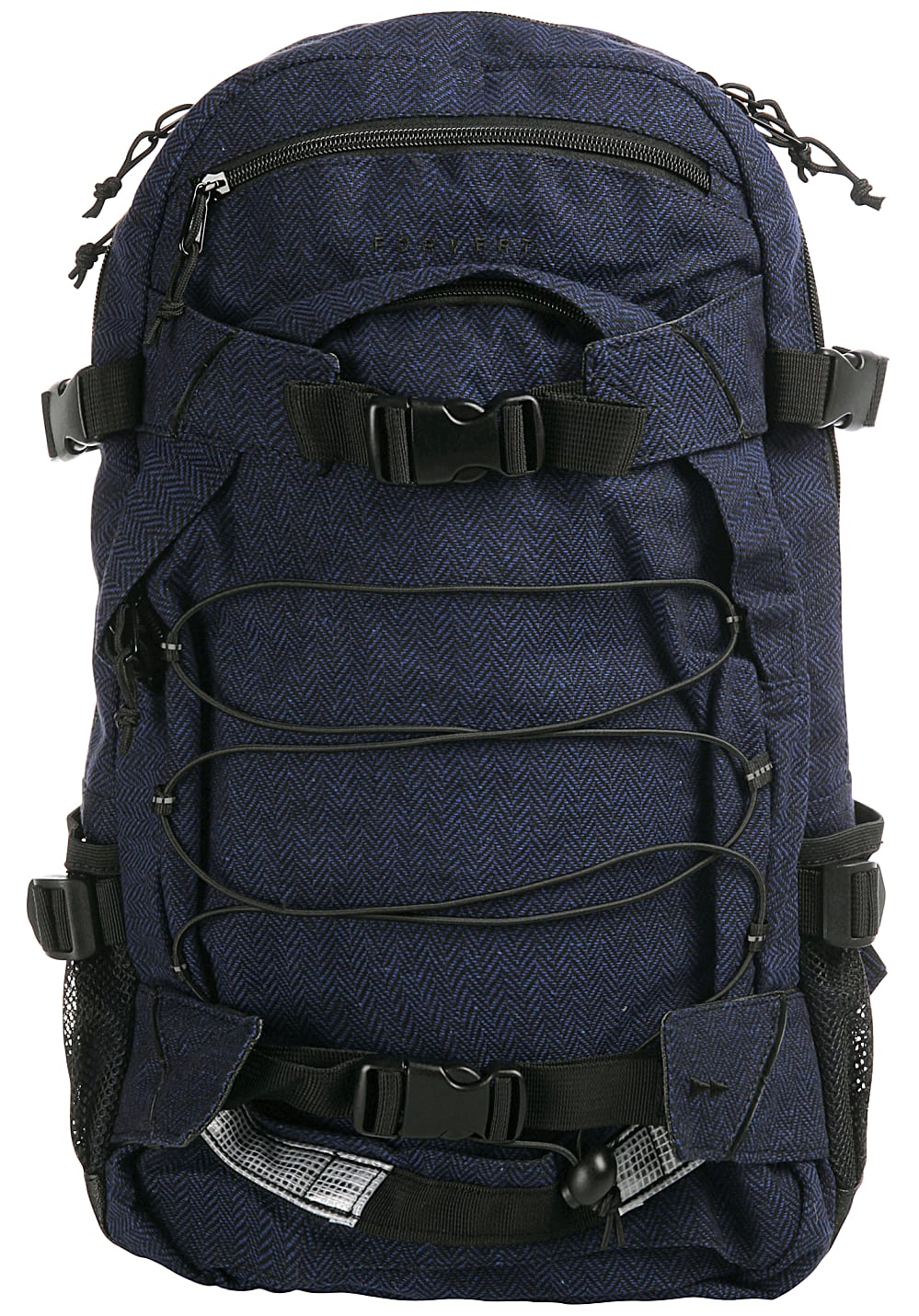 Forvert New Laptop Louis 25L Laptoprucksack - Blau
