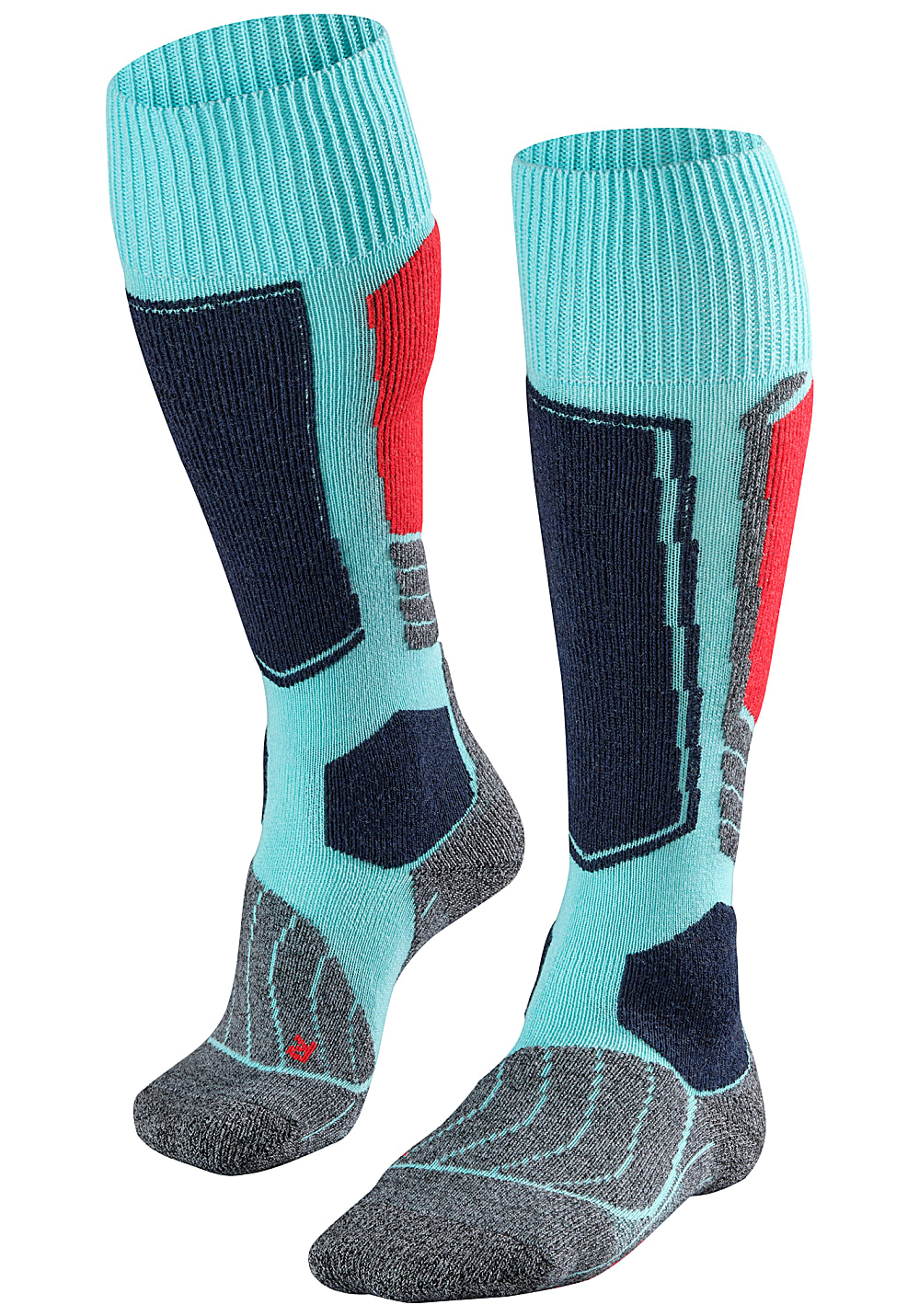 Socken - FALKE SK 1 Snowboard Socken für Damen Blau  - Onlineshop Planet Sports