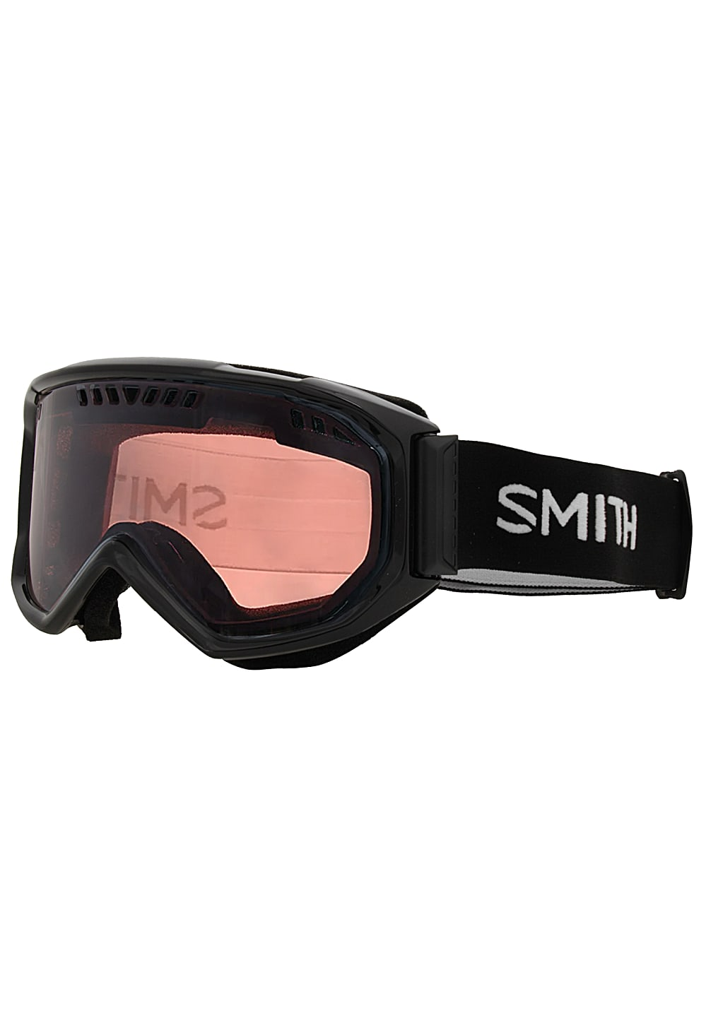 Smith Scope Pro Snowboardbrille - Schwarz - OneSize