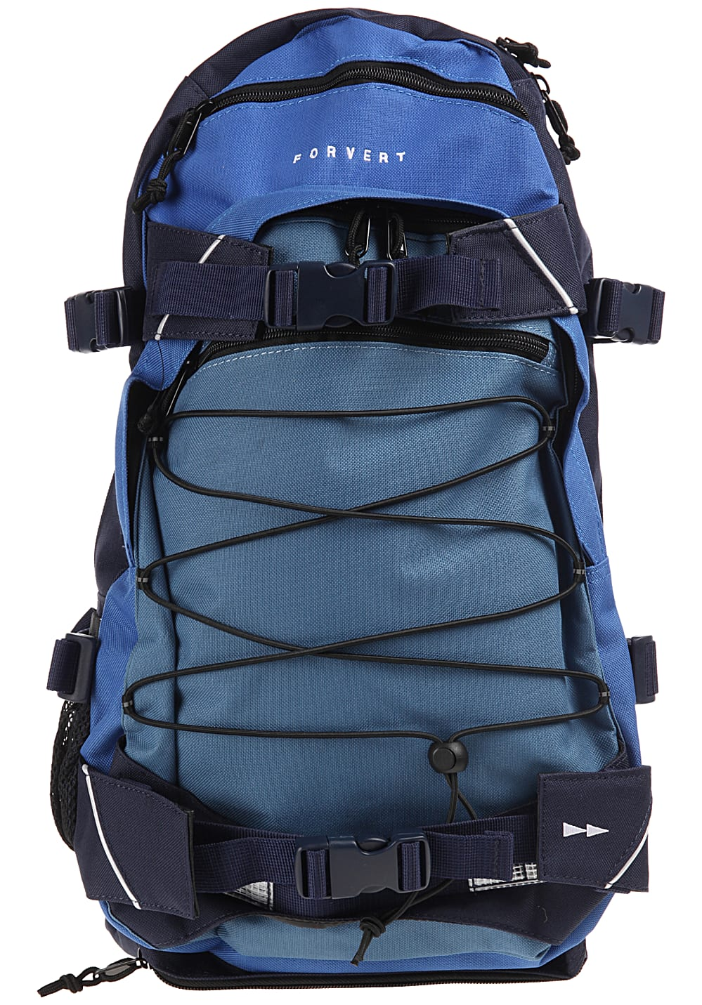 Forvert Three Color Louis Rucksack - Blau