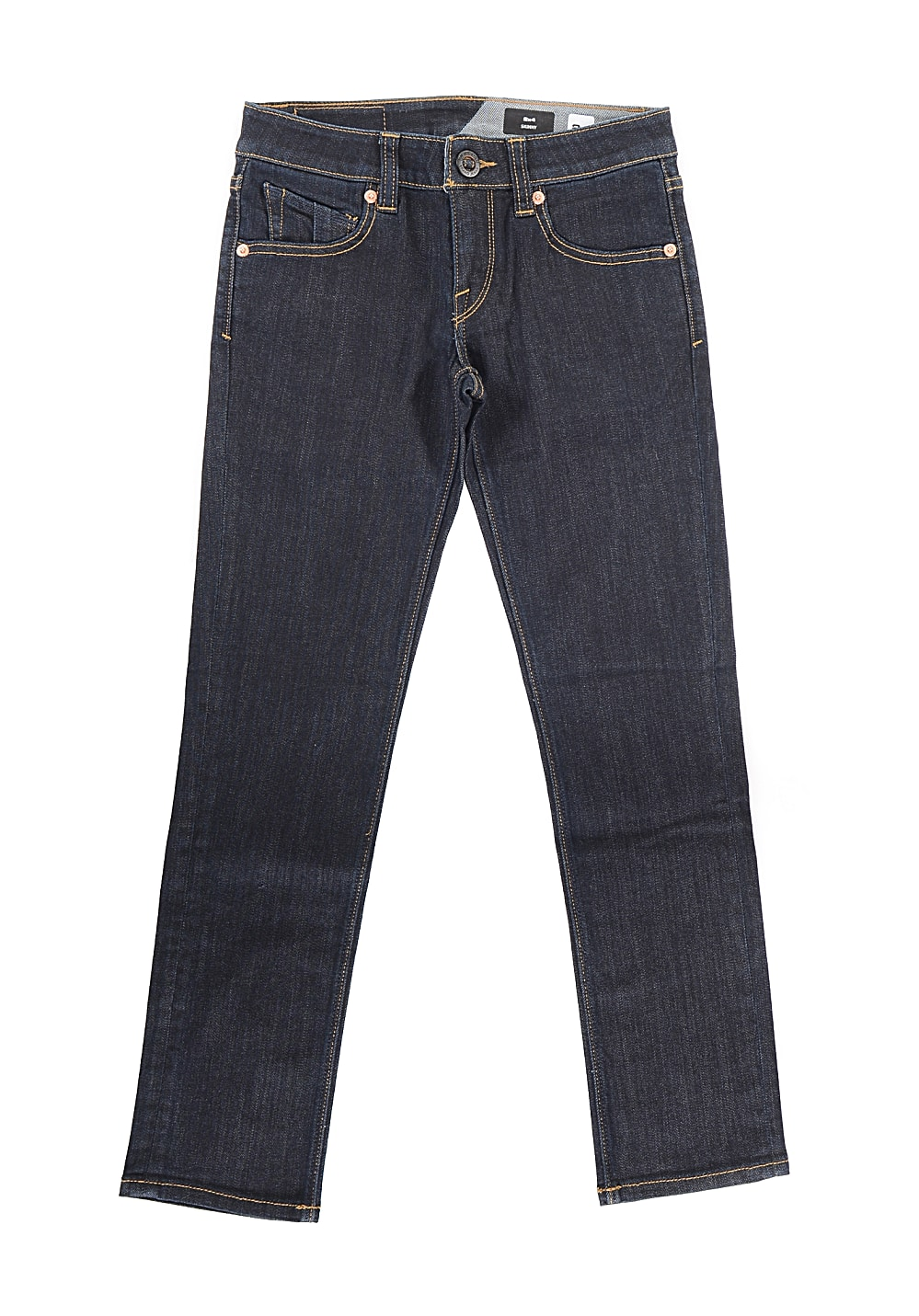 Boyshosen - Volcom 2X4 By Jeans Blau - Onlineshop Planet Sports