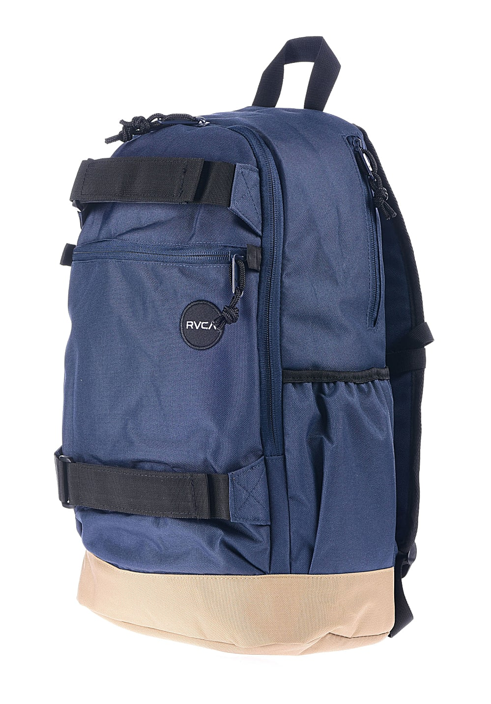 rvca push skate ii rucksack f r herren blau g nstig schnell einkaufen. Black Bedroom Furniture Sets. Home Design Ideas