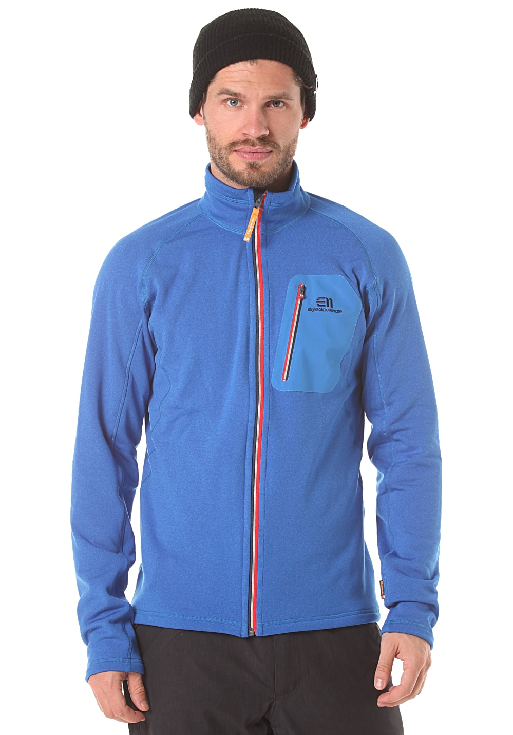 State OF Elevenate Arpette Stretch - Snowboardjacke für Herren - Blau - XL