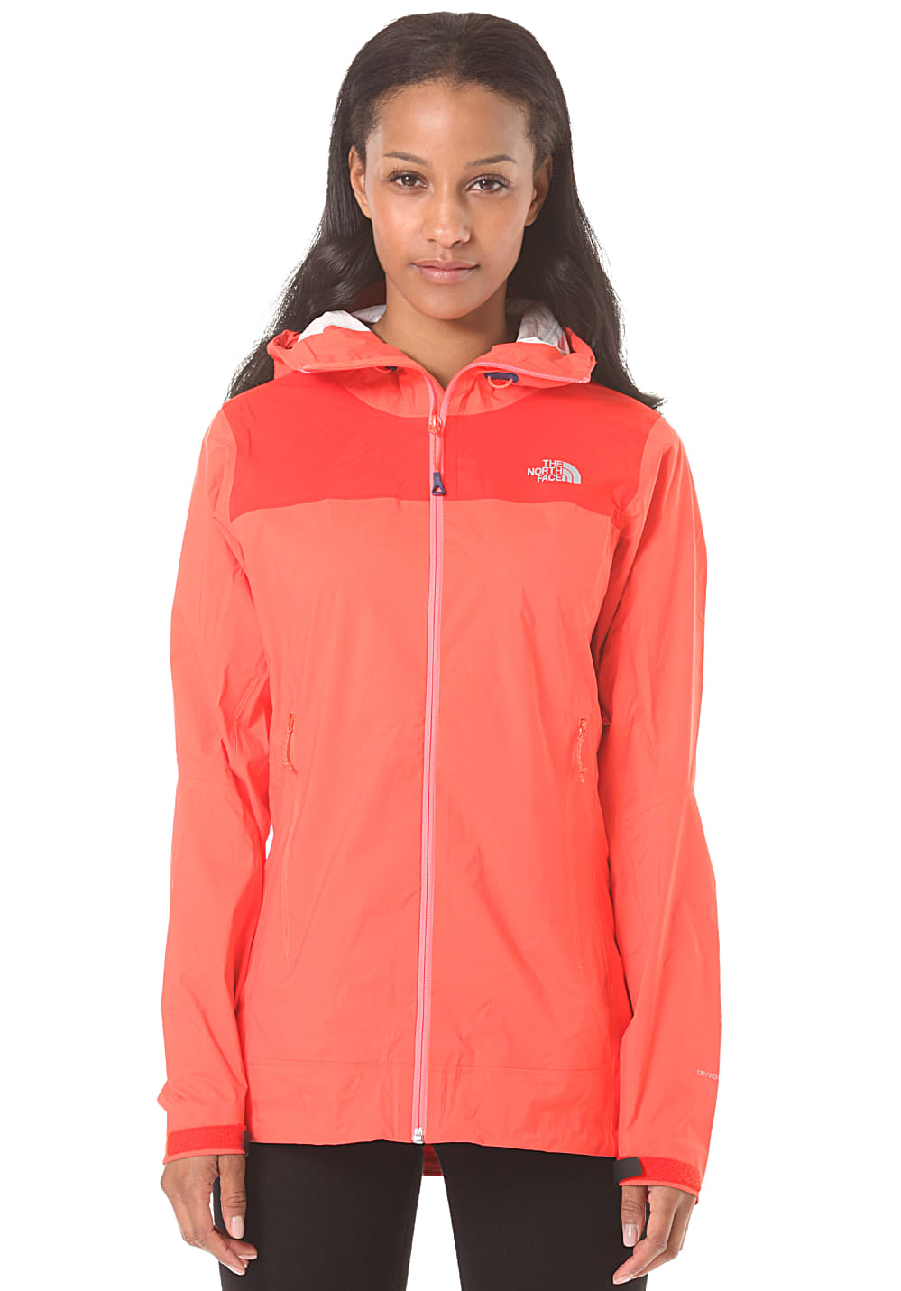 The North Face Diad - Funktionsjacke für Damen Rot