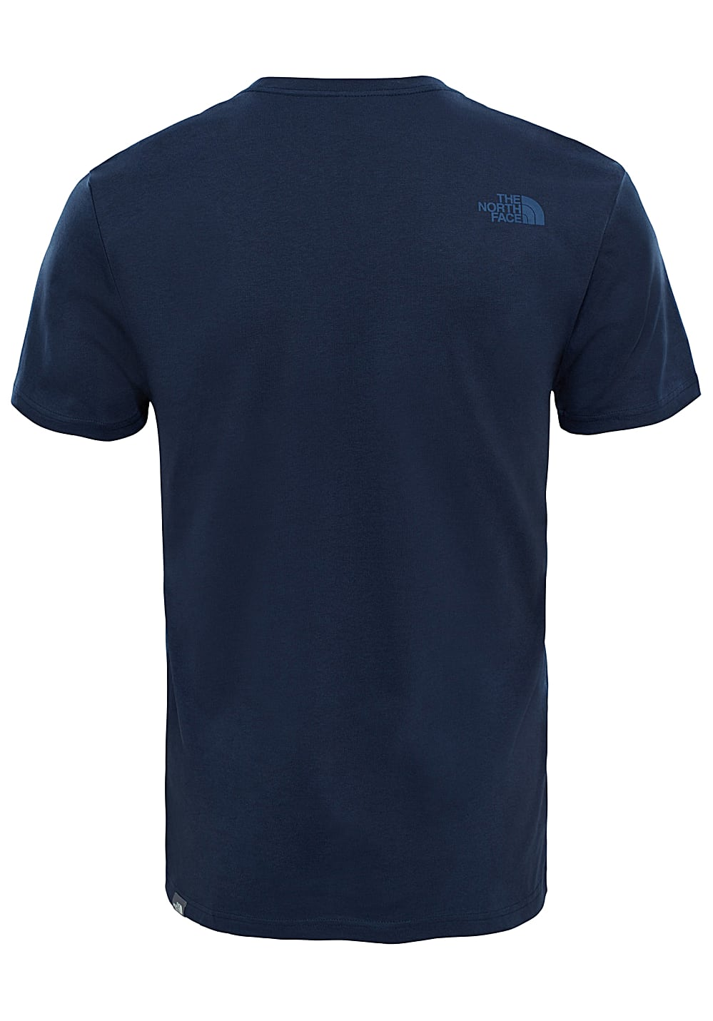 THE NORTH FACE Woodcut Dome - T-Shirt für Herren Blau