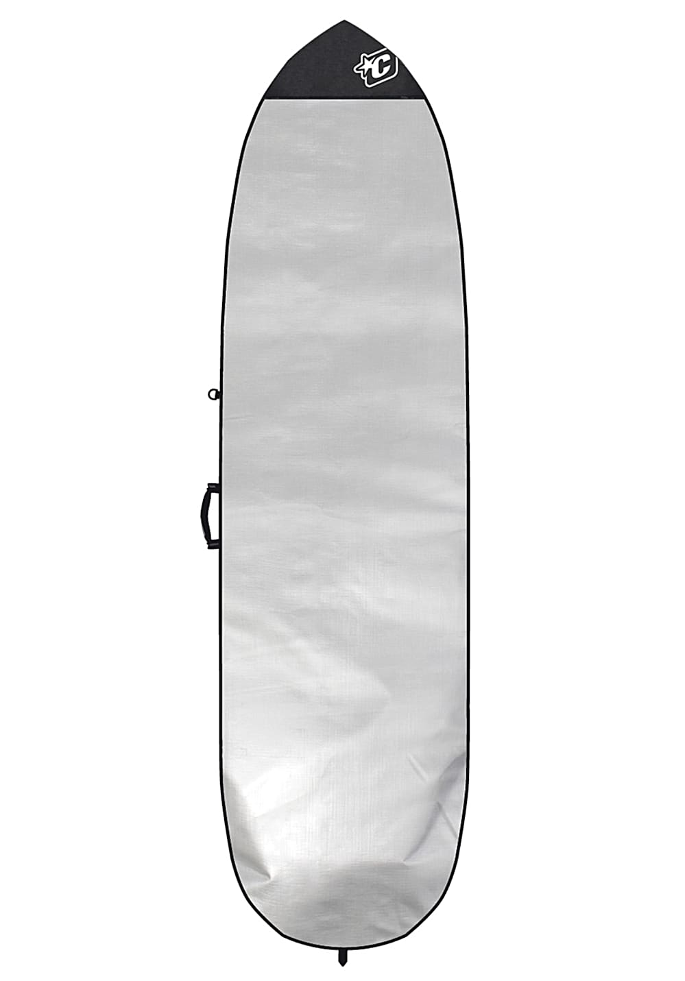 Creatures of Leisure Retro Fish Lite Cover 6´3´´ Surfboardtasche - Silber