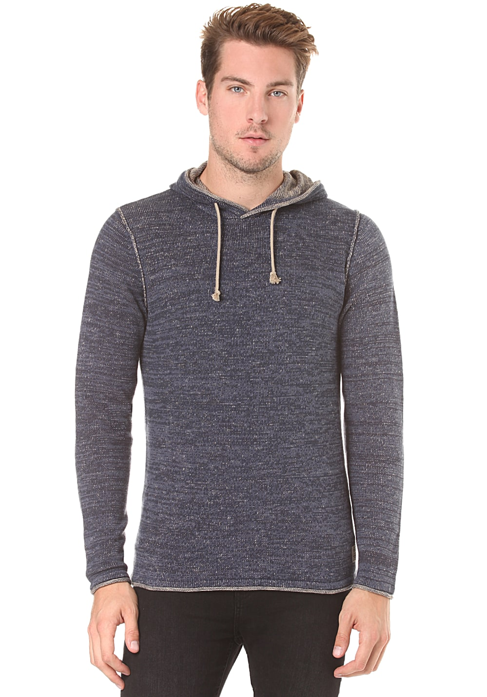 Jack & Jones Vintage Clothing Killarny - Strickpullover für Herren Blau Sale Angebote Welzow