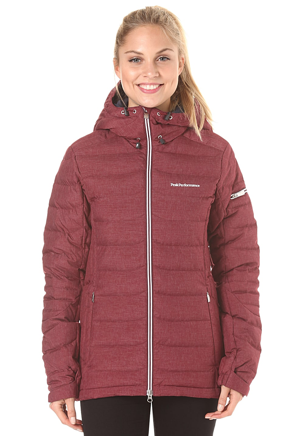 Peak Performance Blackburn - Snowboardjacke für Damen - Rot - M
