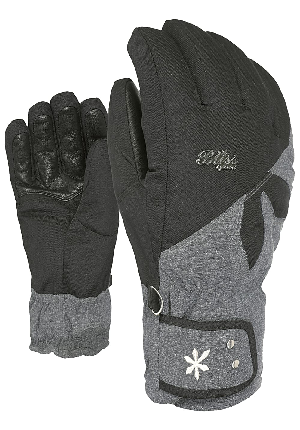 e9631460f8b5be Roxy Packable - Snowboard Handschuhe für Damen - Schwarz - Planet Sports