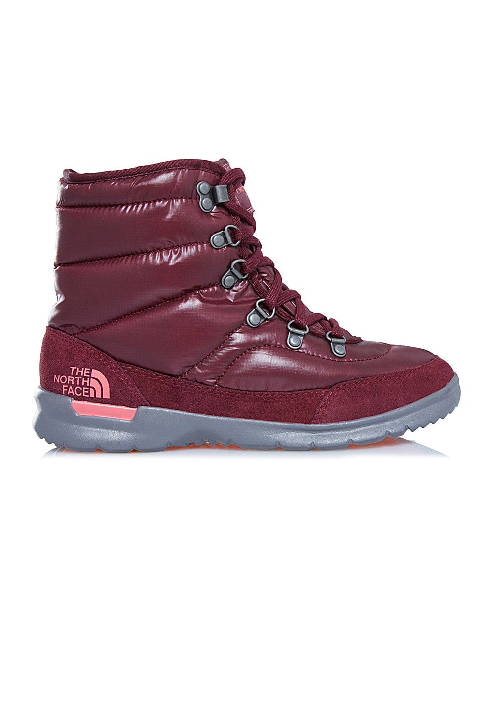 The North Face Thermoball Lace II - Stiefel für Damen - Lila - 39