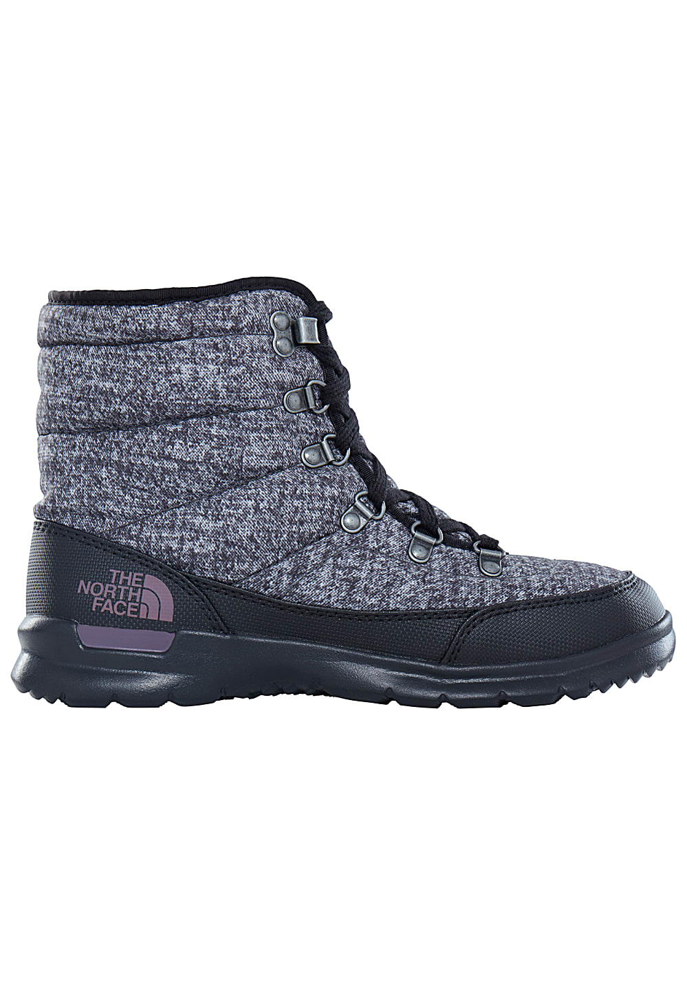 The North Face Thermoball Lace II Bergschuhe für Damen Grau